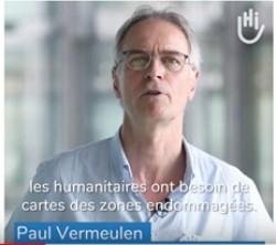 URGENCE HUMANITAIRE: LE MAPPING CHALLENGE TRANSFORME L'IMAGERIE SATELLITE EN CARTES PRÉCISES