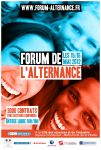 LE FORUM DE L'ALTERNANCE 2012