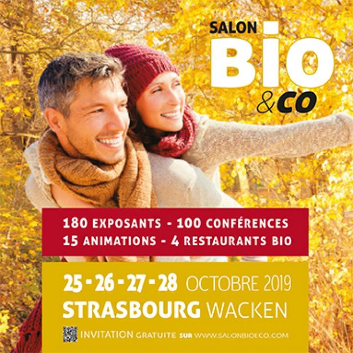 SALON BIO&CO À STRASBOURG
