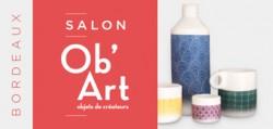 OB'ART BORDEAUX - SALON DE L'OBJET MÉTIERS D'ART