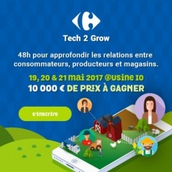 TECH2GROW - HACKATHON CARREFOUR