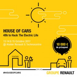 HOUSE OF CARS - HACKATHON RENAULT
