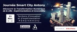 JOURNÉE SMART CITY À ANTONY