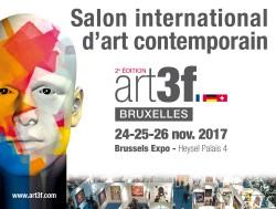ART3F BRUXELLES 2017