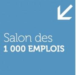 23E SALON DES 1000 EMPLOIS MARSEILLE