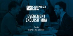 QS CONNECT MBA PARIS: ONE TO ONE MBA EVENT