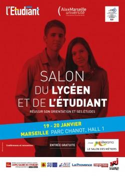 SALON DU LYCÉEN ET DE L'ÉTUDIANT DE MARSEILLE