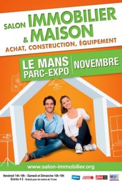 SALON IMMOBILIER & MAISON - LE MANS
