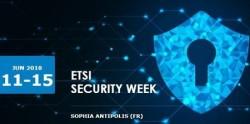 SECURITY WEEK 2018