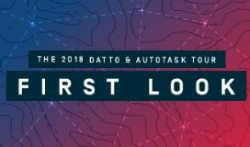 FIRST LOOK: DATTO & AUTOTASK TOUR À PARIS LE 5 JUIN