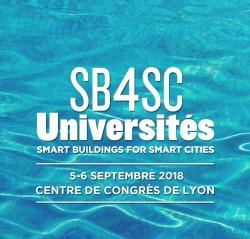 UNIVERSITÉS D'ÉTÉ : SMART BUILDINGS FOR SMART CITIES