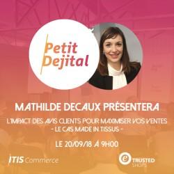L'IMPACT DES AVIS CLIENTS POUR MAXIMISER VOS VENTES | PETITDEJITAL #10