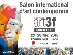 ART3F- 3ÈME SALON INTERNATIONAL D'ART CONTEMPORAIN