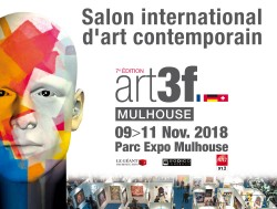 ART3F MULHOUSE - 7ÈME SALON INTERNATIONAL D'ART CONTEMPORAIN