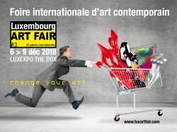 LUXEMBOURG ART FAIR - 3ÈME FOIRE INTERNATIONALE D'ART CONTEMPORAIN