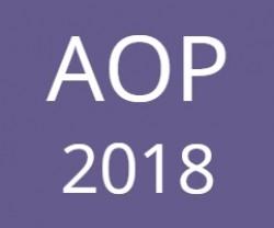 ATELIERS D'OPHTALMOLOGIE PRATIQUE (AOP) 2018