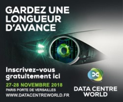 DATA CENTER WORLD PARIS 2018