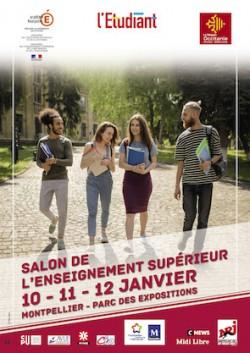 SALON DE L'ENSEIGNEMENT SUPÉRIEUR DE MONTPELLIER