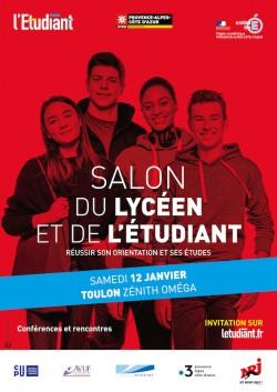 SALON DU LYCÉEN ET DE L'ÉTUDIANT DE TOULON