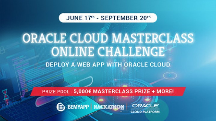 ORACLE CLOUD MASTERCLASS ONLINE CHALLENGE