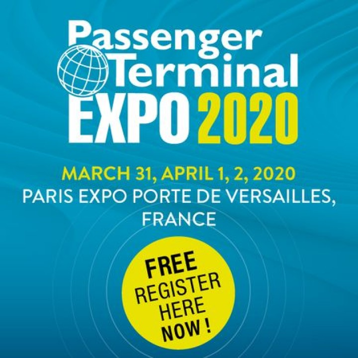 PASSENGER TERMINAL EXPO AND CONFERENCE 2020: PARIS, FRANCE -