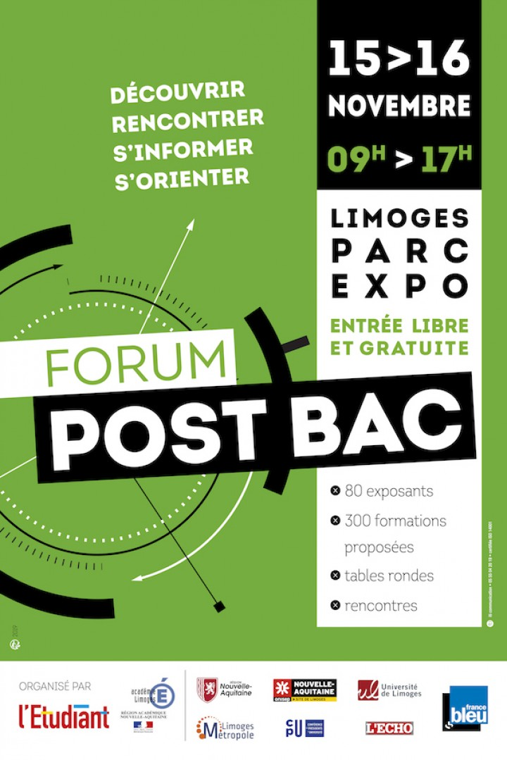 FORUM POST BAC - LIMOGES