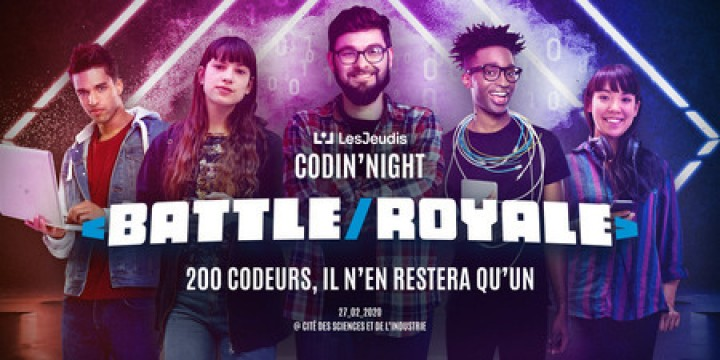 CODIN 'NIGHT BATTLE / ROYALE