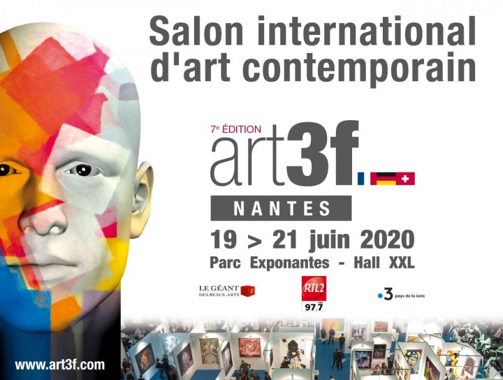 ART3F SALON INTERNATIONAL D'ART CONTEMPORAIN