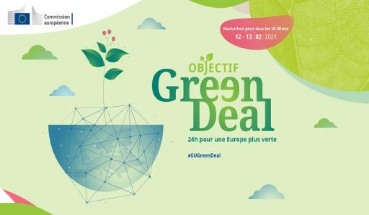 GREEN DEAL OBJECTIVE BY THE EUREOPEAN COMMISSION